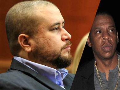 George Zimmerman Threatens Jay-Z With Violence Over Trayvon Martin Doc