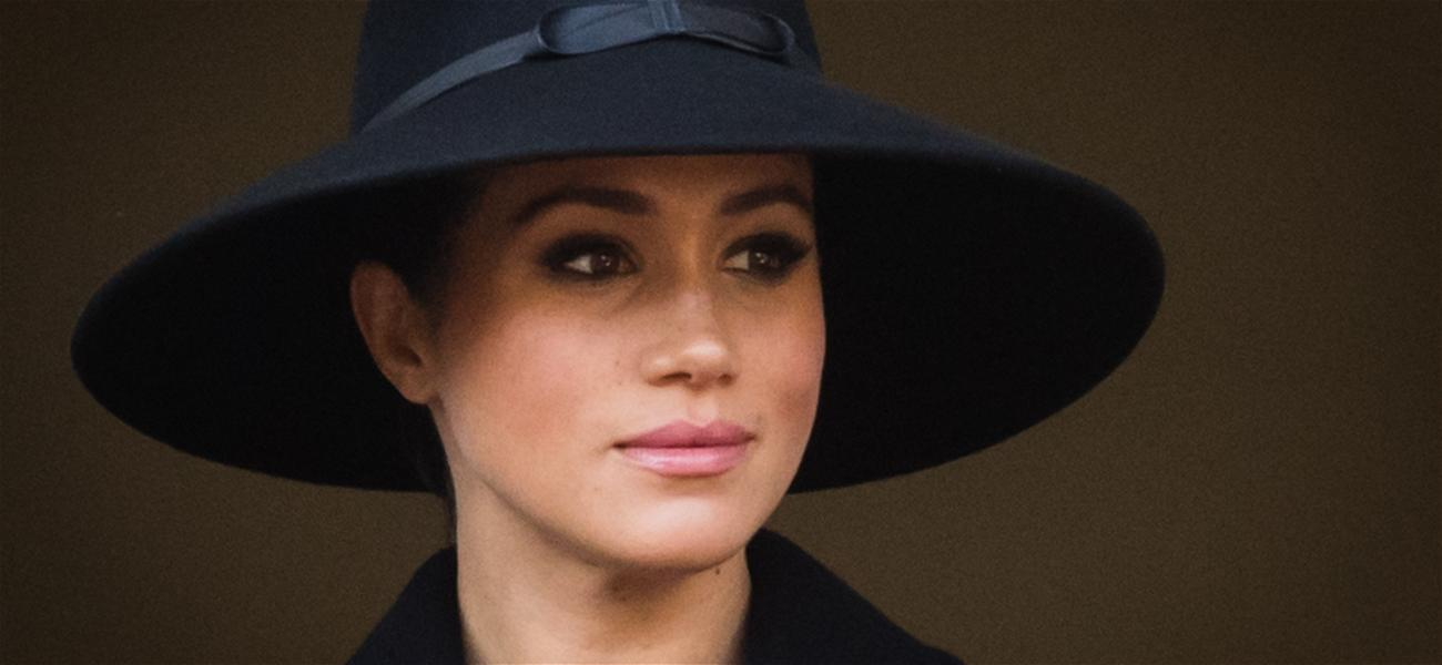 Meghan Markle's Estranged Sister Claims The Decision To 'Step Back' As Royals 'A Slap In The Face
