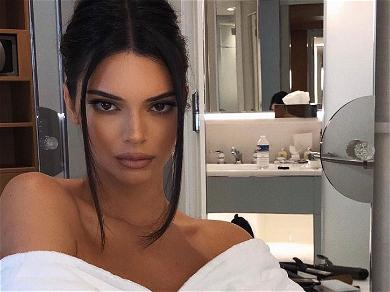 Kendall Jenner Posts Mind-Numbingly Sexy Throwback Lingerie Picture On Instagram!