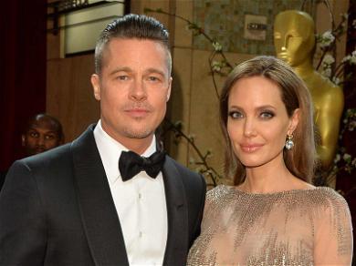 Brad Pitt and Angelina Jolie Officially Reach Custody Deal
