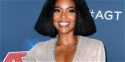 Gabrielle Union Slays In Ice-Blue Workout Gear Dancing In Hilarious Video