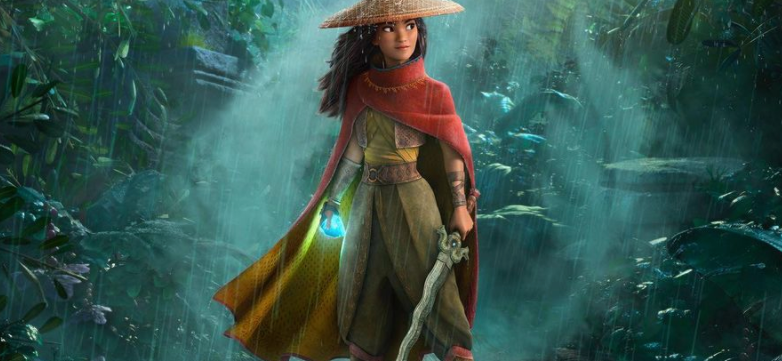 Disney's 'Raya And The Last Dragon' Scores Rave Reviews Days Before Release