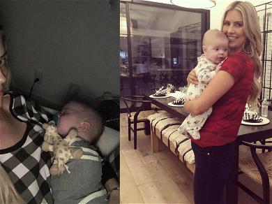 Christina Anstead Begs Fans For Baby Nap Tips: 'Still Adjusting Over Here'