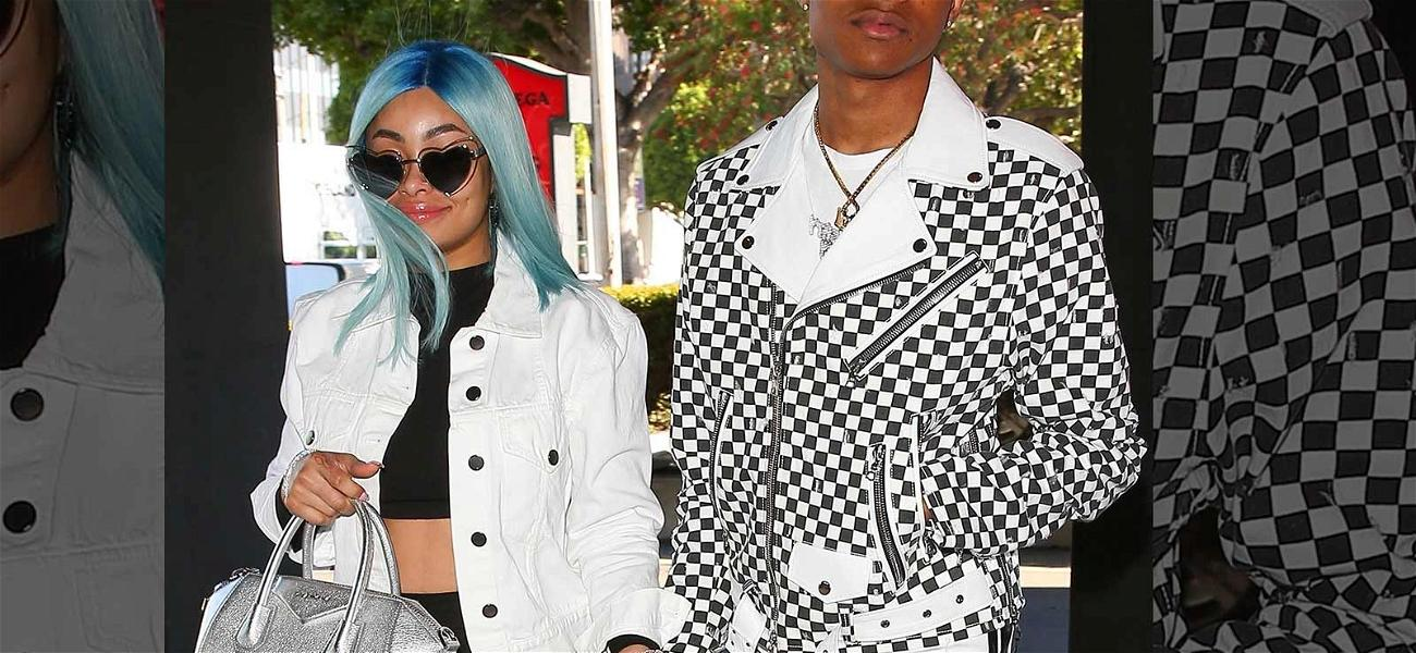 Blac Chyna Reportedly Pregnant with Her 18-Year-Old Boyfriend's Baby