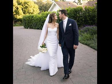 Chris Pratt Shares Adorable Wedding Photo With New Bride Katherine Schwarzenegger: 'Yesterday Was the Best Day of Our Lives'