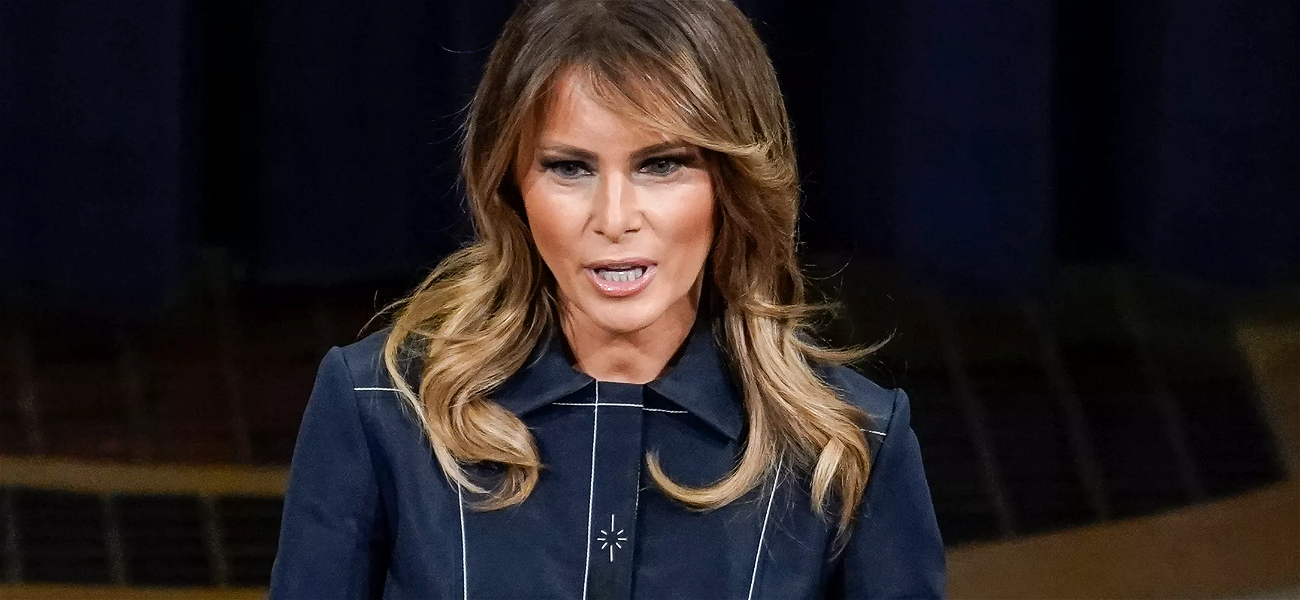 Melania Trump Praised After Delivering Message to Essential Workers
