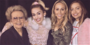 Miley Cyrus Reveals Death Of Beloved Grandma 'Mammie': 'We Will Ache Every Day'