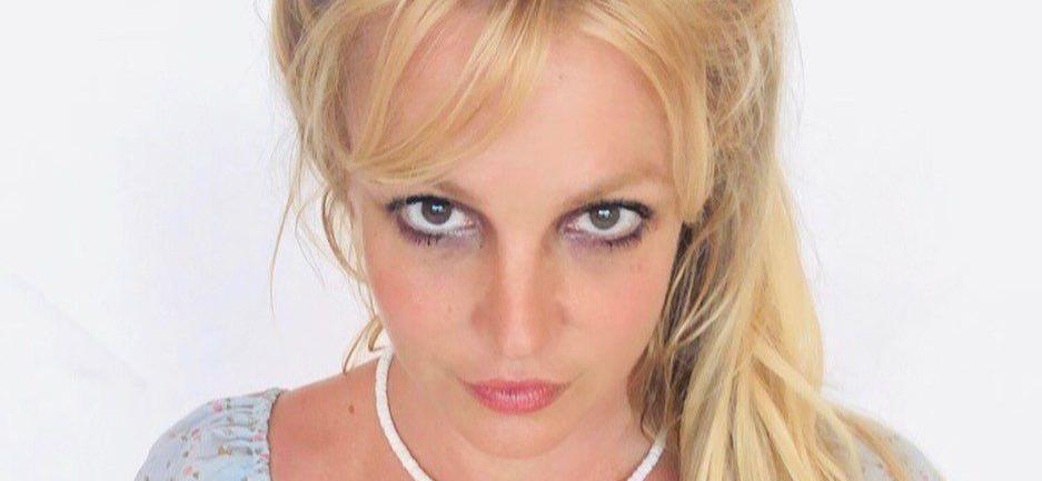 Britney Spears Wants Eyes Down Below In Skimpy Undies Dance
