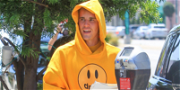 Justin Bieber Just Found Out He's Related to Ryan Gosling & Avril Lavigne
