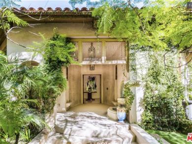 Chris Pratt and Anna Faris Home