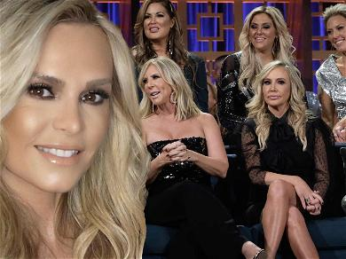 Tamra Judge Ditches OC After Explosive 'Housewives' Reunion