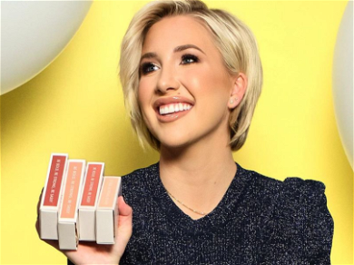 Savannah Chrisley Delivers 'Body-Ody' In Tight Leather Pants