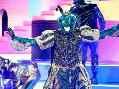 Cricket Exterminated In Last Night's 'Masked Dancer' Elimination