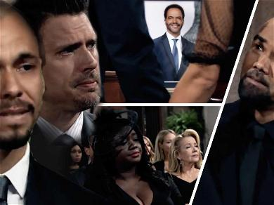 Kristoff St. John's Death Addressed in 'Young & the Restless,' Fans Left in Tears