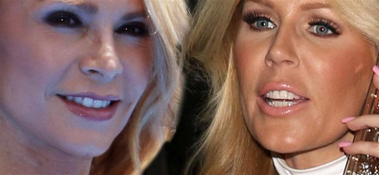 O.C. Housewives Squabbling Over 'Outing' of Husband