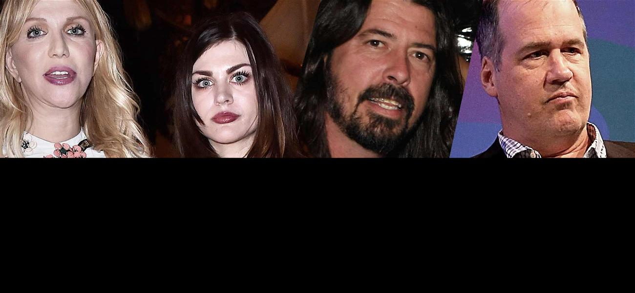 Courtney Love, Frances Bean Cobain and Dave Grohl Have to Work Together in Nirvana Legal Battle