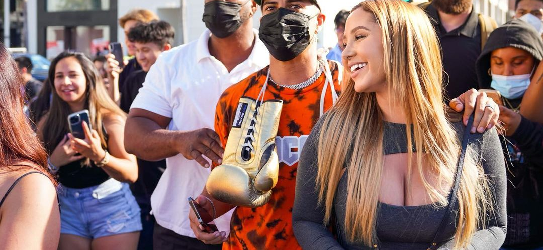 YouTube Star Austin McBroom's MASSIVE Fan Event Brings Out Riot Police In Beverly Hills!