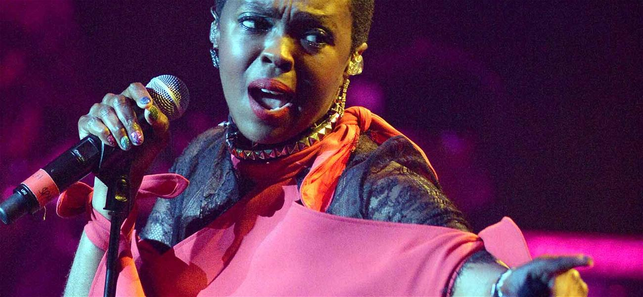 Lauryn Hill Gets on Track, Pays Back Massive Tax Debt