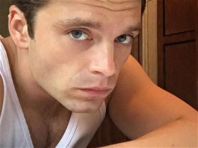 Sebastian Stan Gets Introspective After Baring Butt To Promote 'Monday'