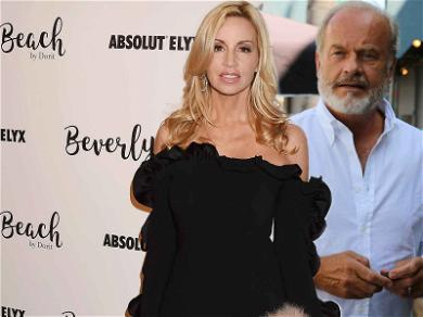 Kelsey Grammer Forced to Cut Camille Another Check in Their Divorce