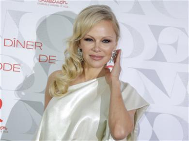 Pamela Anderson Speaks Out After the End of her 12-Day Marriage