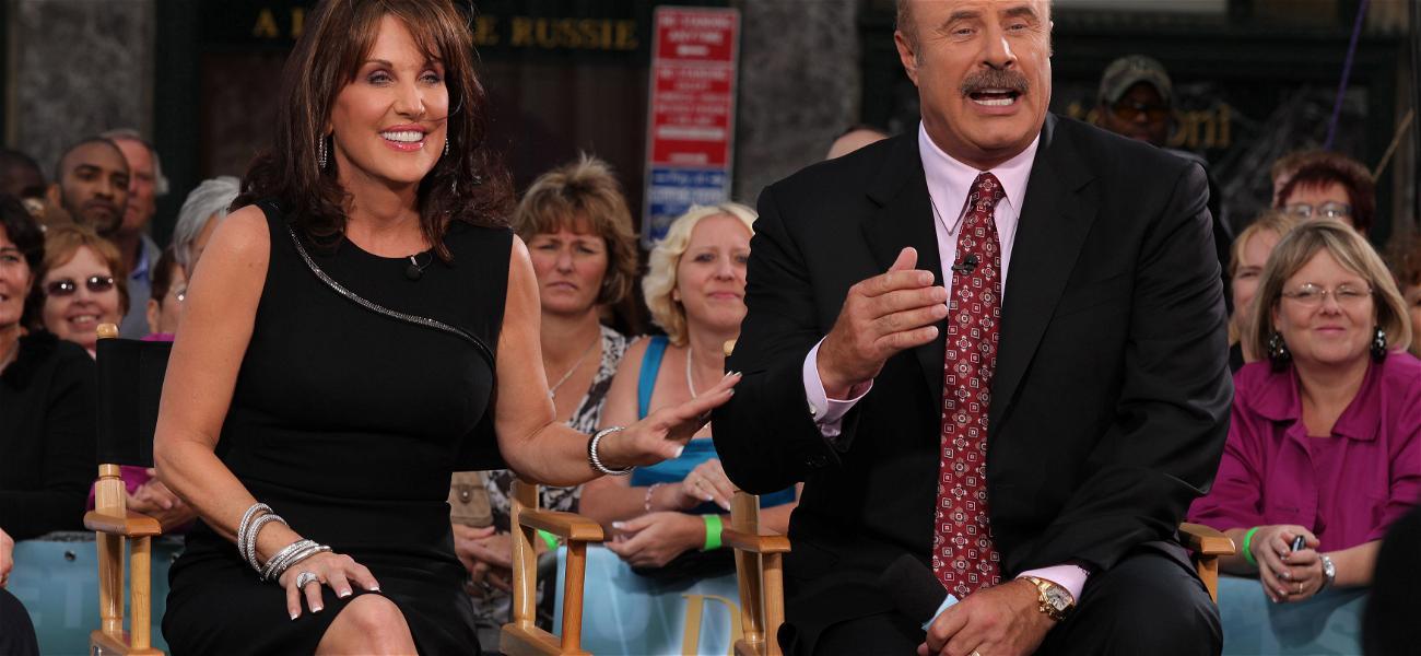 Dr. Phil's Wife, Robin McGraw, Had an Eyebrow Transplant