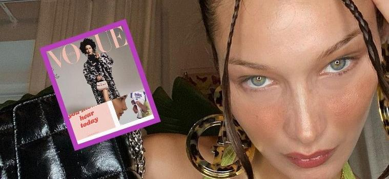Bella Hadid Makes Cover Of Vogue's March Issue! See The Sexy Pics!