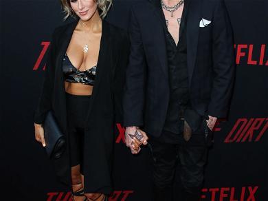 Mötley Crüe's Netflix Premiere of 'The Dirt'