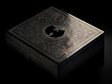 Wu-Tang Clan Members Sued Over 'Once Upon a Time in Shaolin' Album Cover