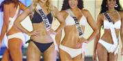 Giving Thanks for the Miss Universe Swimsuit Competition