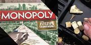 Kim Kardashian's Custom 'Yeezus' Monopoly Set is Amazing