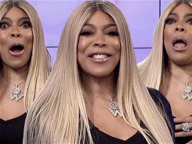 Wendy Williams Brought to Tears After Returning to Daytime Talk Show