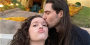 Kat Dennings Kisses Andrew W.K.'s Nose In PDA Selfie, Are They Expecting?