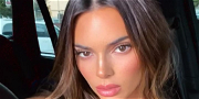 Kendall Jenner Turns Up The V-Day Heat With Super Slim SKIMS BTS Pics