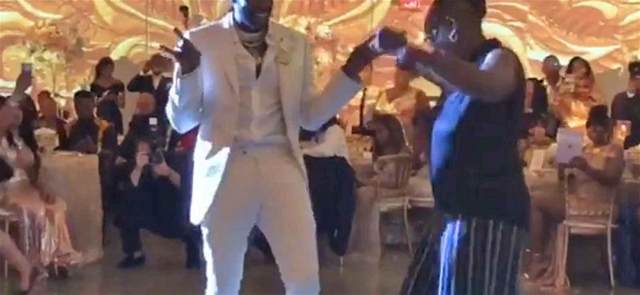 2 Chainz Gets Down at Wedding for Epic Mother-Son Dance