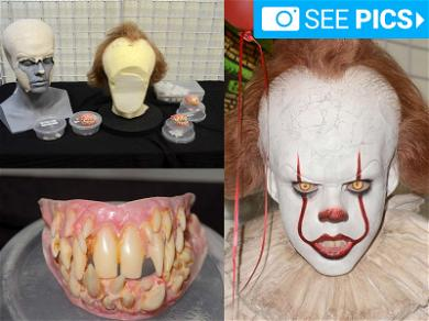 Wanna Float Too?  How to Become Pennywise for Halloween