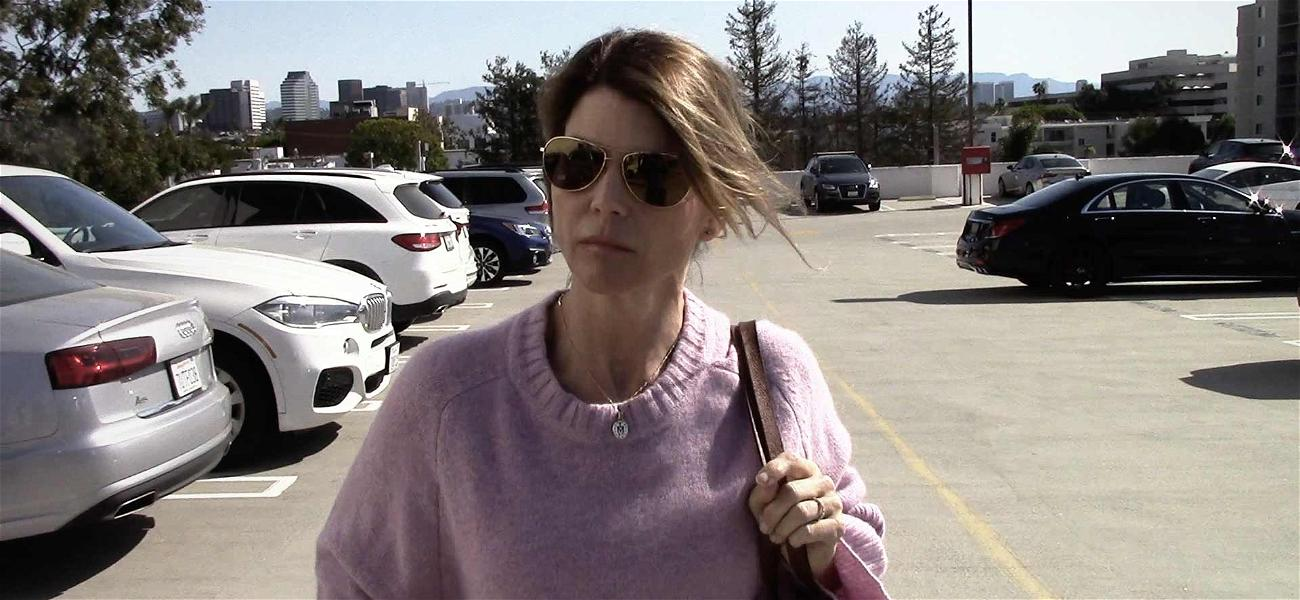 Lori Loughlin Appears Forlorn While Facing 40 Years in Prison After New Indictment
