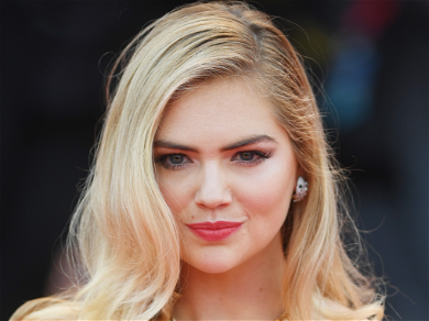 Kate Upton Shares Rare Pic of Daughter Cheering Daddy On!