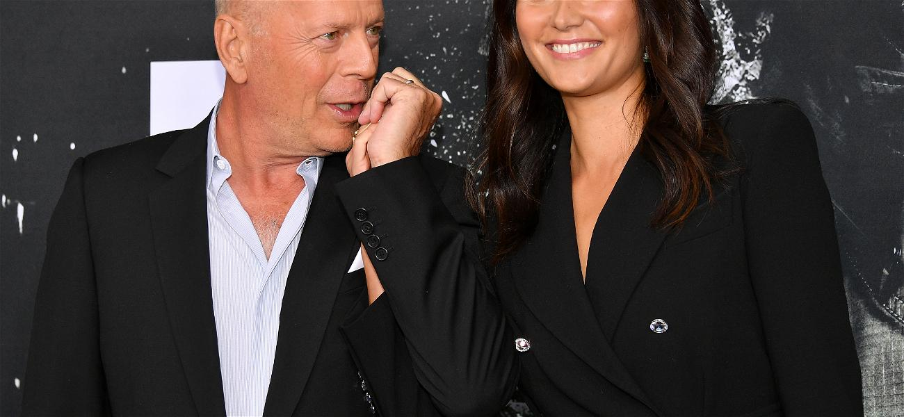 Bruce Willis Isolating With Ex Demi Moore: Fans Angry For Emma Heming