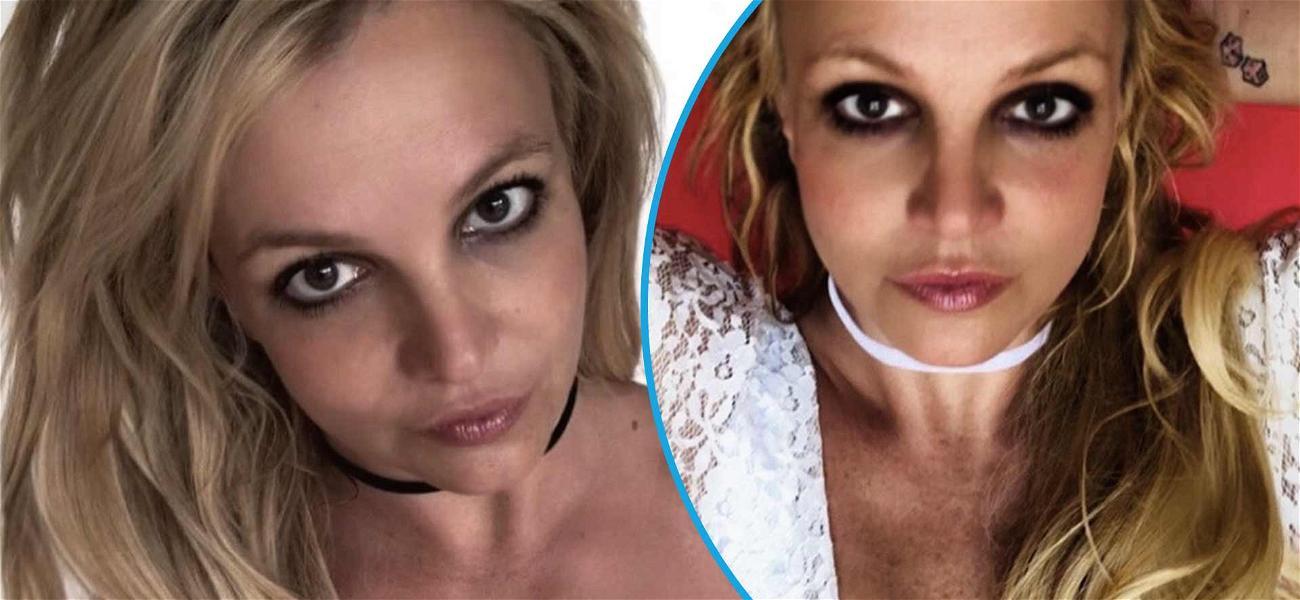 Britney Spears Showered With Positivity Despite Bizarre Instagram Behavior
