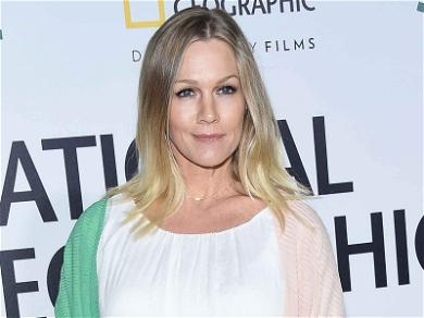 Jennie Garth's Husband Files for Divorce