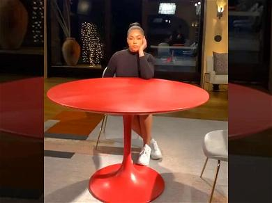 Jordyn Woods Takes a Seat at the 'Red Table' With Jada Pinkett Smith