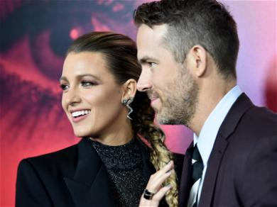 Blake Lively & Ryan Reynolds Make Rare Public Appearance in New York With Newborn Baby Girl