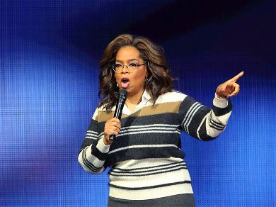 Oprah Gets Emotional While Defending Gayle King Following Her Controversial Kobe Bryant Comments