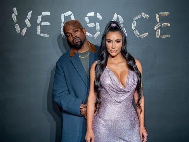 Kanye West Throws Shade At Kim Kardashian's Ex-Husband Kris Humphries