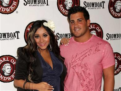 'Jersey Shore' Star Snooki Announces She's Pregnant With Baby #3!