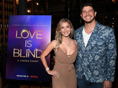 'Love Is Blind': How Barnett's Family Felt About Amber