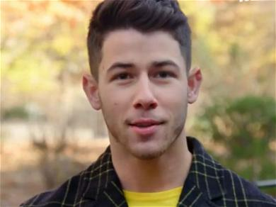 Nick Jonas TROLLED Wearing Ridiculous Sweater While Making Cocktails