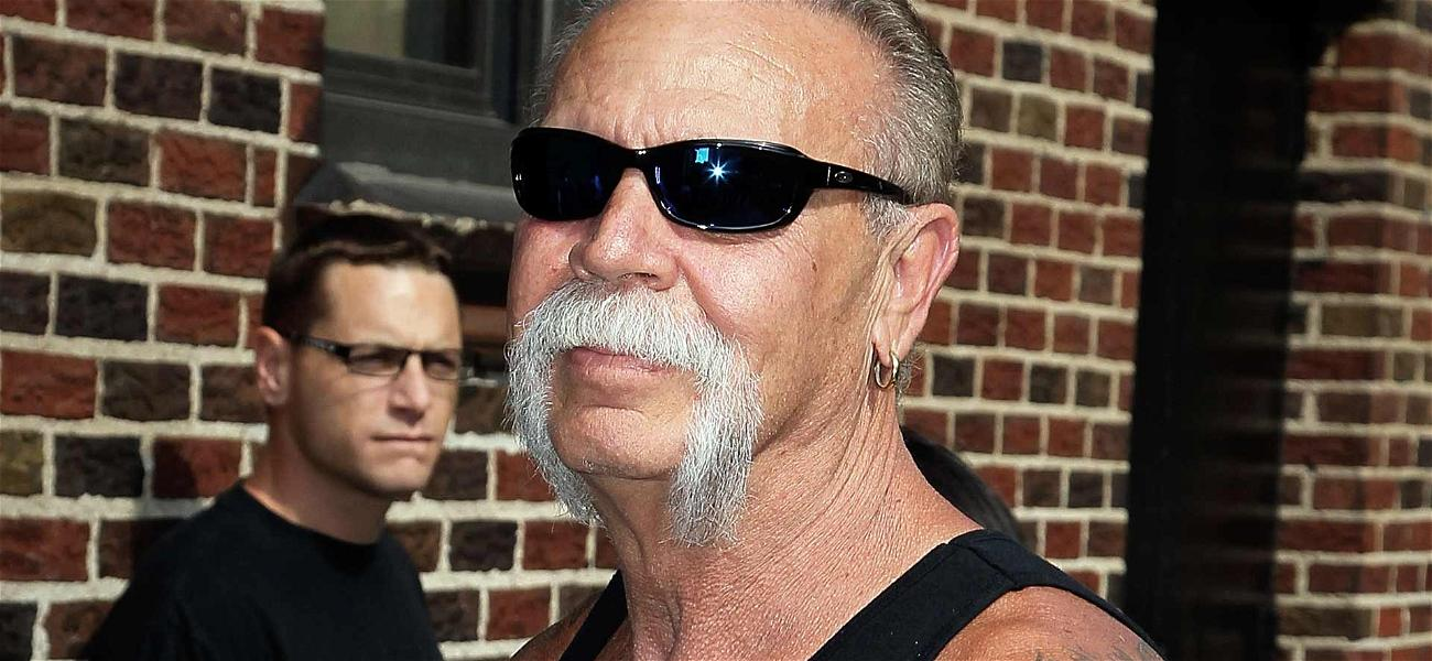 'American Chopper' Star Paul Teutul Sr. Accused of Taking Auto Shop for a $30k Ride