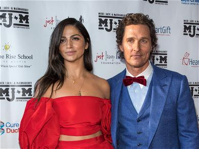 The Lowdown On The Romance Of Matthew McConaughey & Camilla Alves?